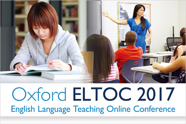 Oxford ELTOC 2017 pre-register today!