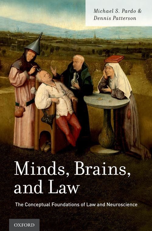 minds brains and law the conceptual foundations of law and