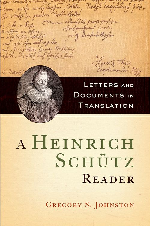 the life and times of composer heinrich schtz