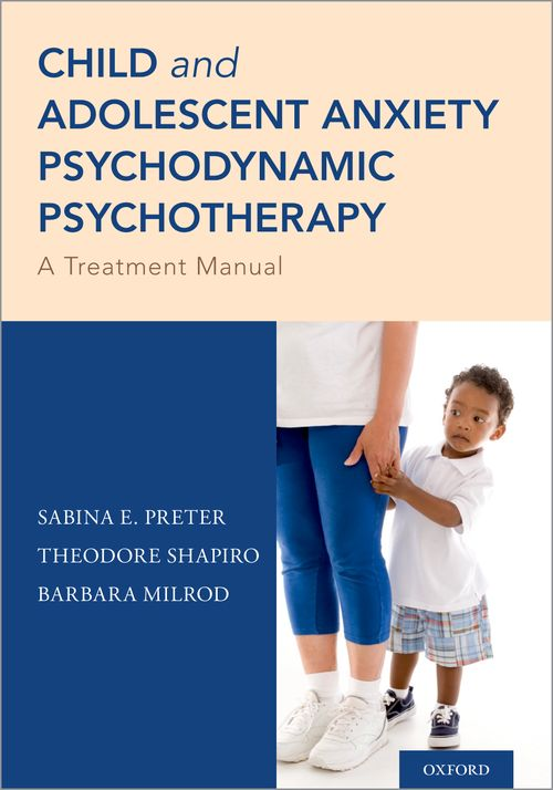 Cognitive-behavioral therapy for anxious children: therapist.