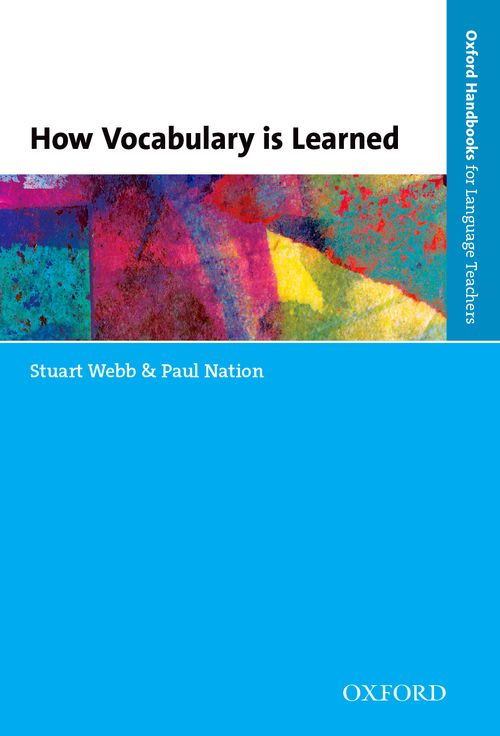 how vocabulary is learned oxford university press