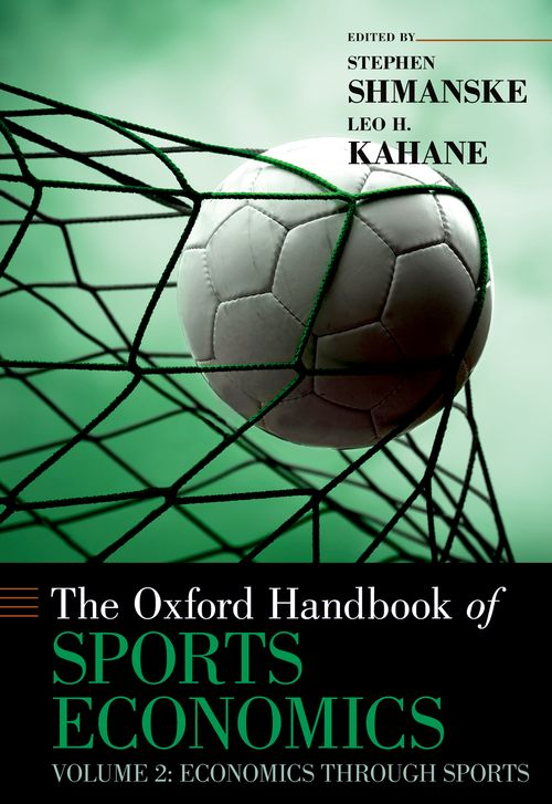economics in sports The aim of the journal is to spread research that may improve knowledge and understanding of management and economics of sport from a multidisciplinary.
