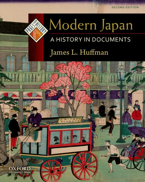 modern japan a history in documents 2nd edition oxford
