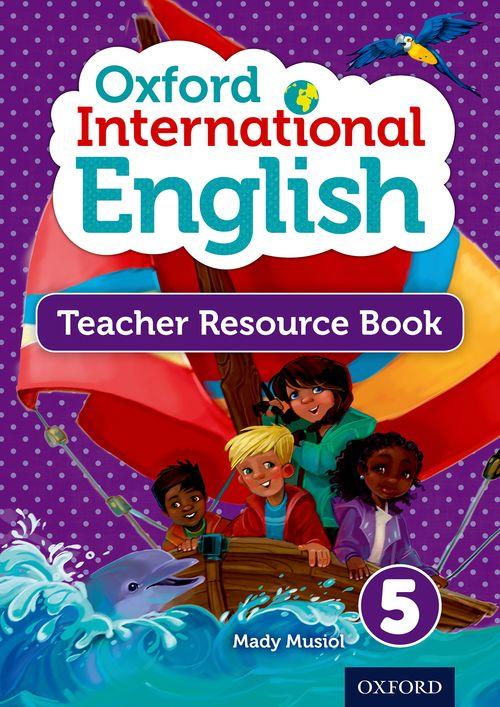 Oxford International English Teacher Resource Book 5 (with