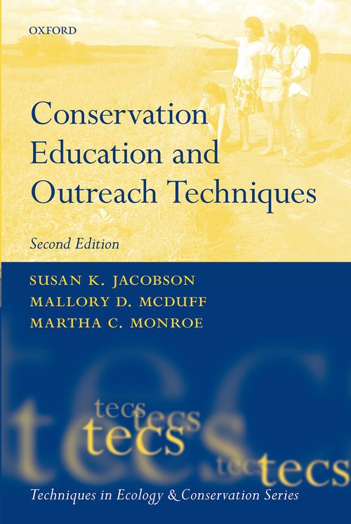 conservation education and outreach techniques 2nd edition