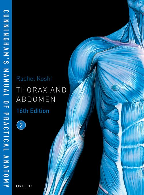 Cunningham\'s Manual of Practical Anatomy: Vol. 2 : Thorax and ...