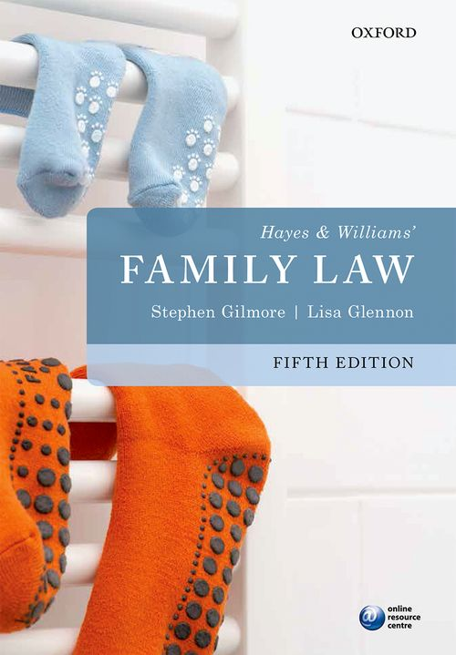 hayes williams family law 5th edition oxford university press