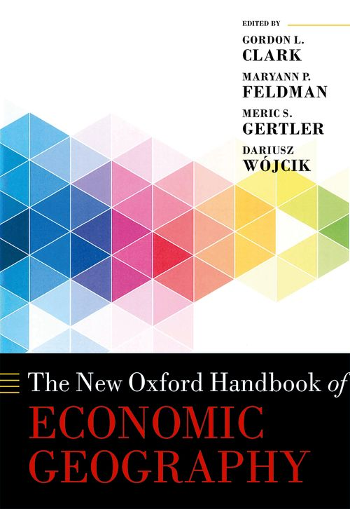 the new oxford handbook of economic geography oxford university press