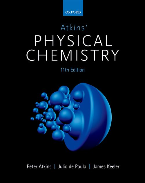 atkins physical chemistry 11th edition pdf