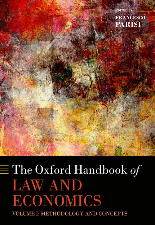 The Oxford Handbook of Law and Economics (3 vols)