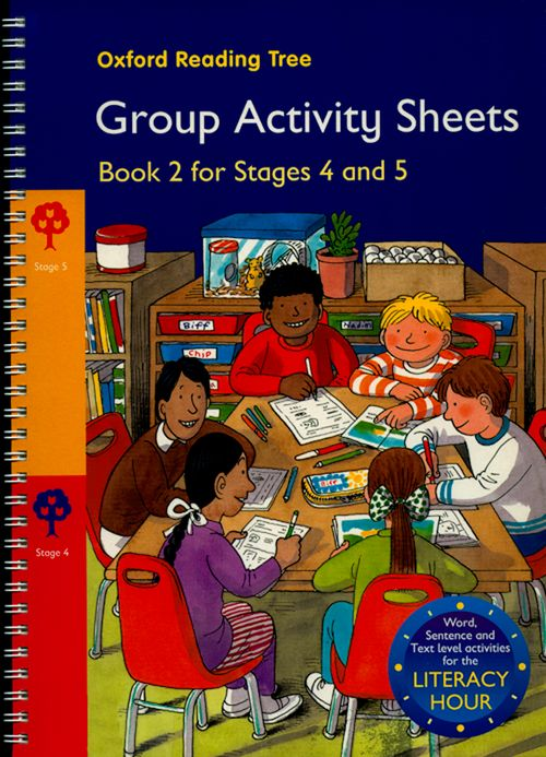 Oxford Reading Tree - Teacher Support Materials Group Activity ...