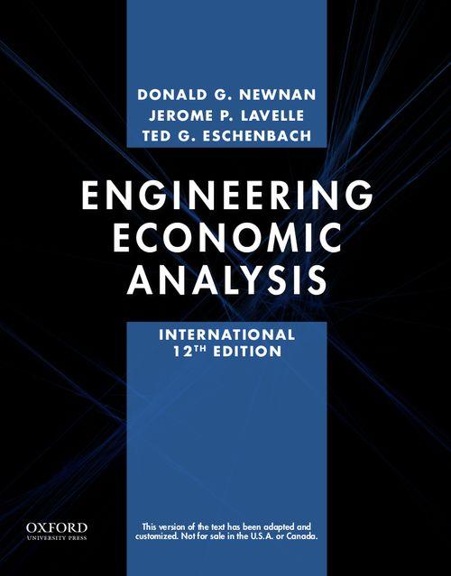engineering economic analysis newnan 12th edition pdf