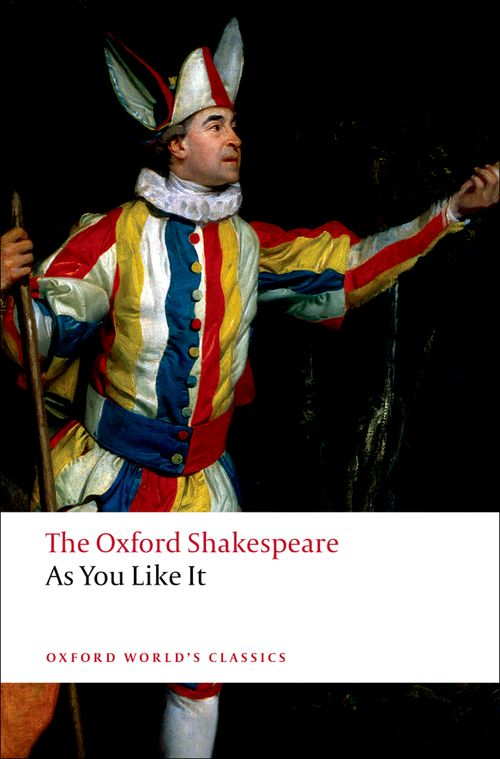 As You Like it: The Oxford Shakespeare IMAGE