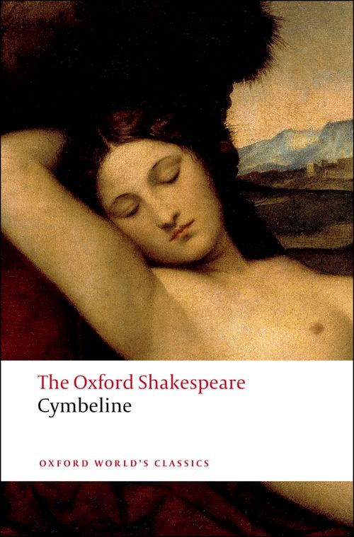 Cymbeline: The Oxford Shakespeare IMAGE