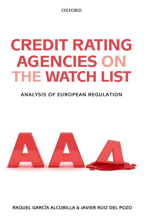 Credit Rating Agencies on the Watch List: Analysis of ...