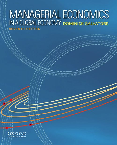 Managerial Economics in a Global Economy (7th edition